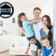 sanitize home mold